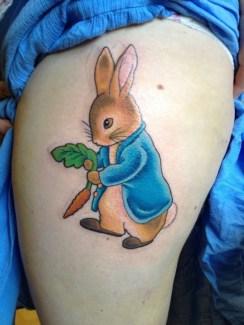 Rabbit-Tattoo-Photos