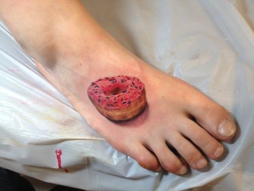 donut-tattoo