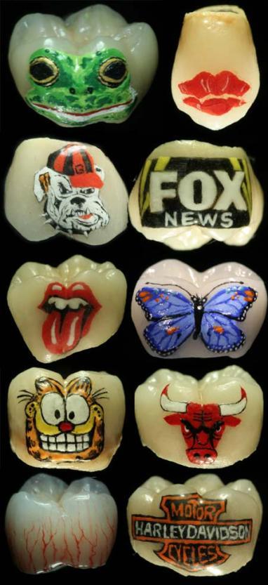teeth-tattoos