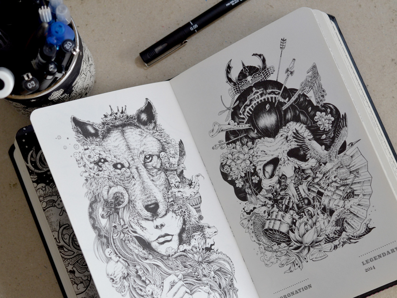 Review Sketchy Stories By Kerby Rosanes