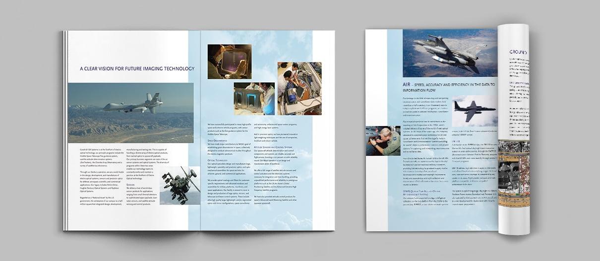 Goodrich Event Material & Sales Brochure