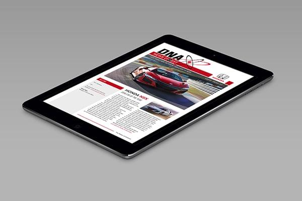 Honda Cars Press Digest