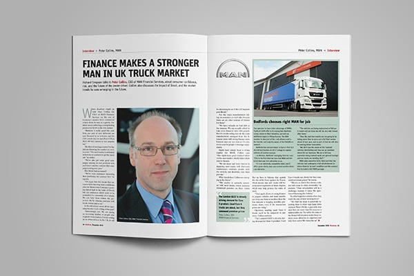 Road Haulage Association Magazine