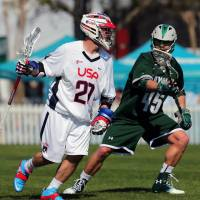 The Spread and Scope of International Lacrosse