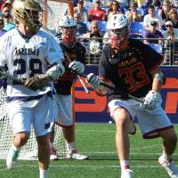 Lax Library: College Outside-In Pick & Roll Offense