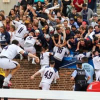 NCAA: First round win for Penn over Army