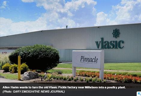 DELAWAREONLINE Allen Harim plant would harm Millsboro area, study says
