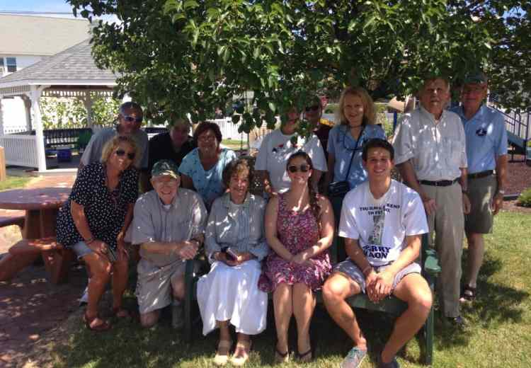 Sierra Club Donates Memorial Bench in Haon's Honor