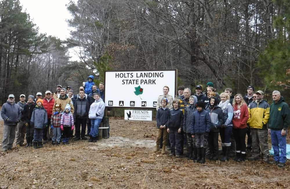 Friends of Holts Landing 2018