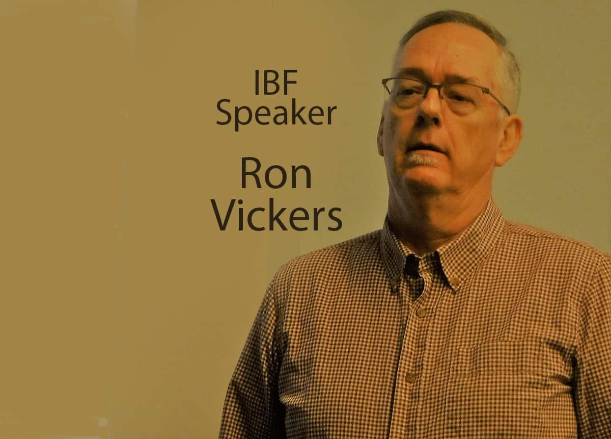 Ron Vickers
