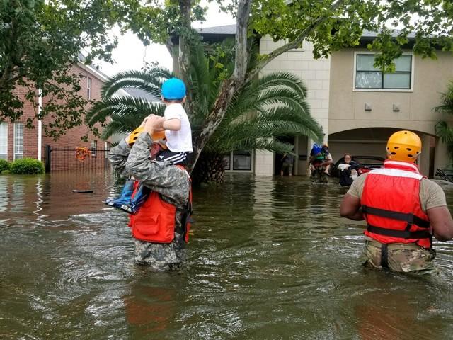 Hurricane Harvey: How You Can Help (5 photos)