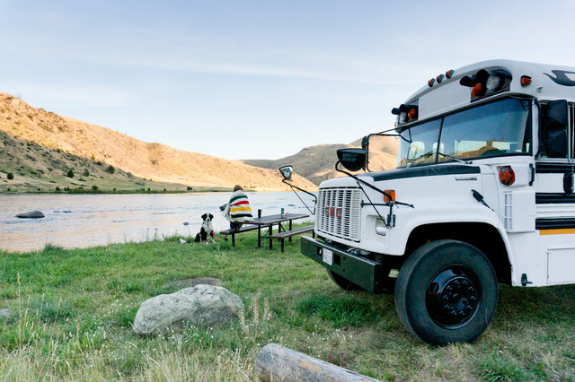 Homes on Wheels Keep the Vacation Rolling All Year Round (15 photos)