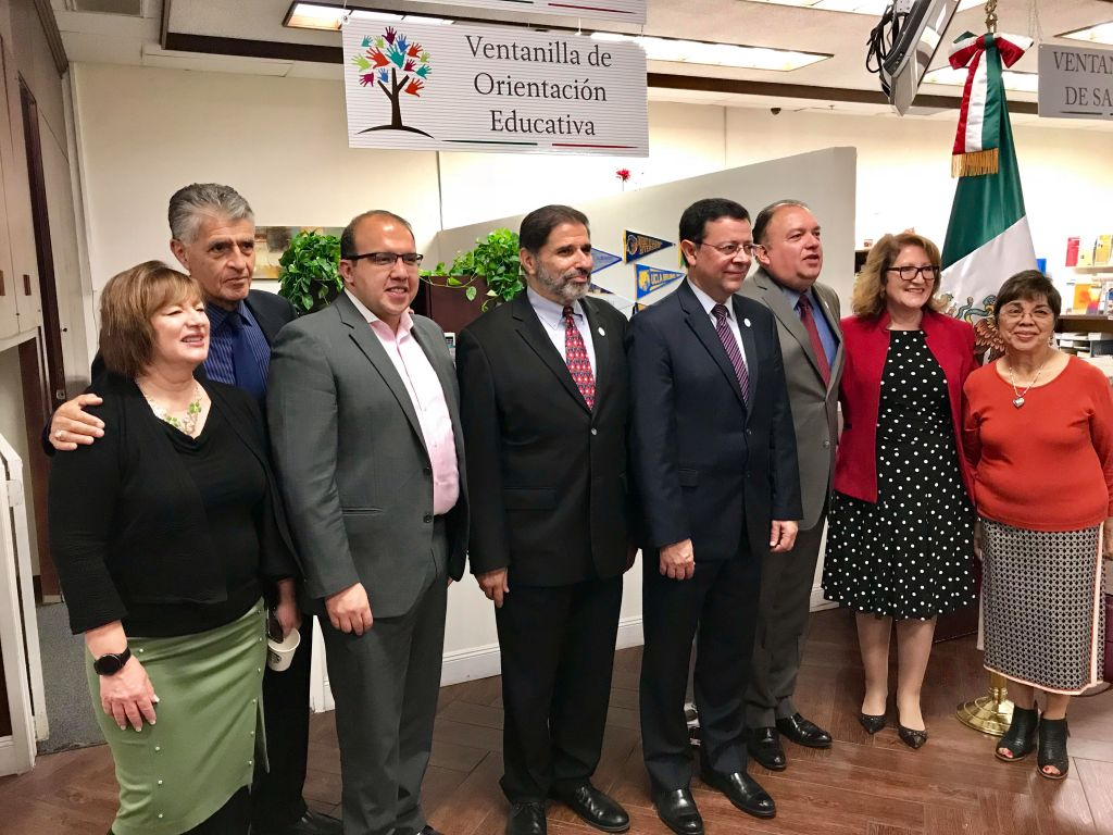New help desk at Mexican Consulate in San Bernardino to provide educational information, opportunities