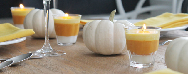 Houzz TV: Candy-Corn Candles for Halloween or Anytime (9 photos)