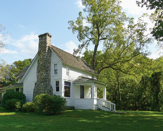 Laura Ingalls Wilder's Little House in the Ozarks (10 photos)