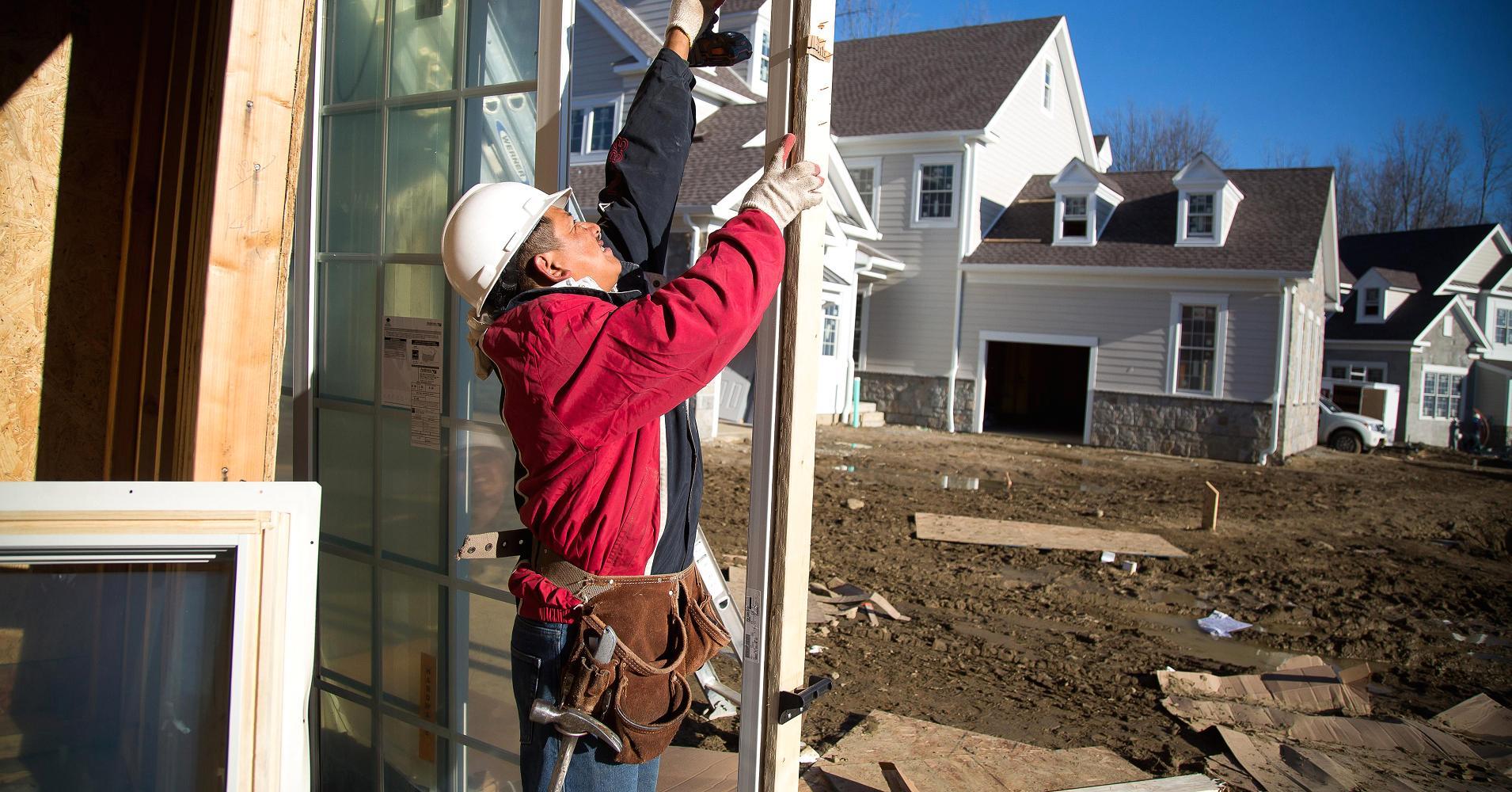 Why the housing market got no Trump bump