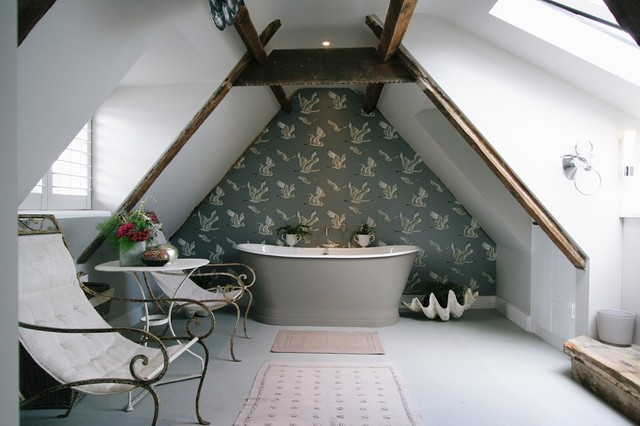 Embrace Your Low Ceiling With One of These Clever Design Tricks (10 photos)