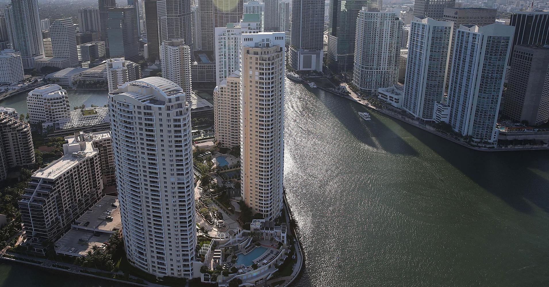There's a one-bedroom condo for sale in Miami — and the seller will only accept bitcoin