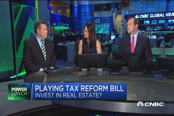 Tax accountant: How REITs benefit from tax reform