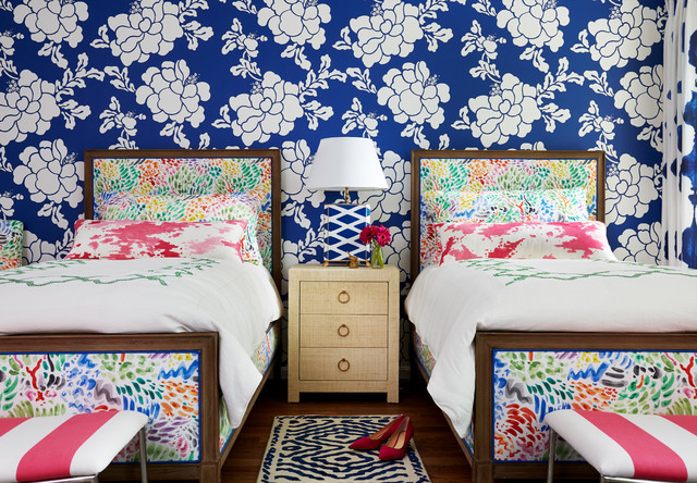 Houzz Tour: Patterns and Prints Play Nicely in Virginia (14 photos)