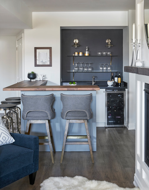 6 Bar Stool Styles That Work in (Almost) Every Kitchen (27 photos)