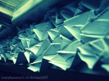 365_project_day_67__sea_of_paper_boats_by_crazybanana12-d4s8gev