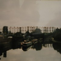 Kings Cross, the Gas Holders...