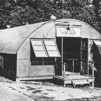 Quonset: the Nissen Huts' American Cousin...