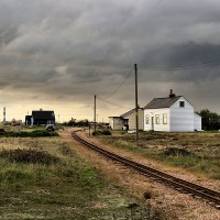 Corrugated Iron: and then there's Dungeness...