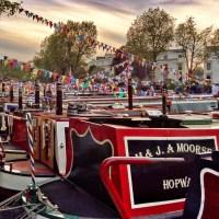 London Canal Cavalcade 2014