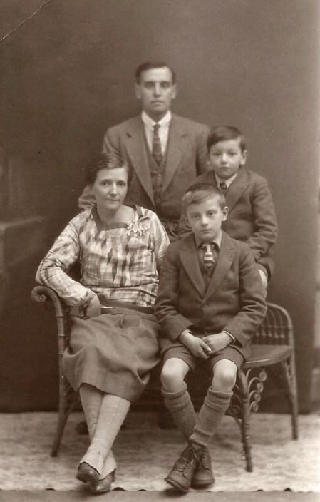 Edmonds family 1928