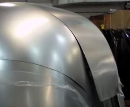 History Of Airstream Aluminum Inland Rv