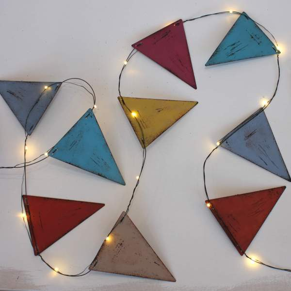 Multi-Coloured Bunting