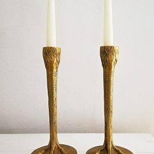 Bird Legged Candlesticks