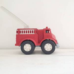 Red Fire Engine by Green Toys