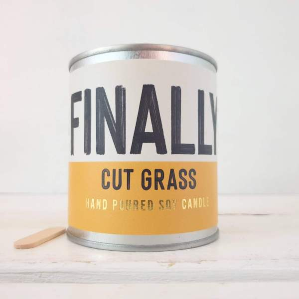 Finally Cut Grass by Scents of Humour