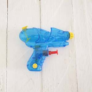 Space Age Water Pistol by Rex of London