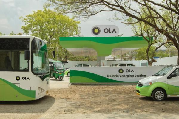 """Ola is investing $ 327 million to create """"the world's largest motorcycle factory"""" in Tamil Nadu"""