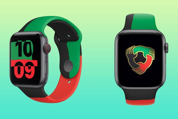 Apple Watch Black Unity Apple Watch is now available for purchase. Check the price