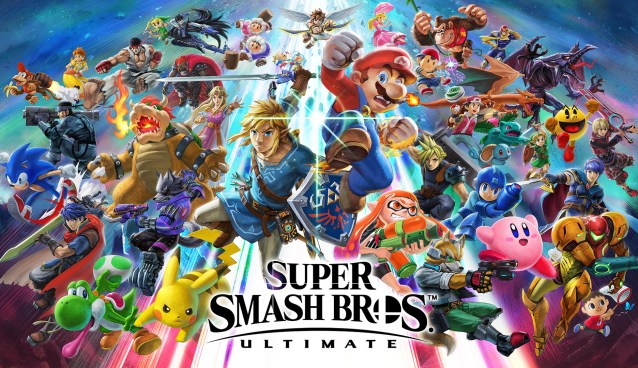 The release date of Super Smash Bros. Pilum and Mithra go live and details will be shown.