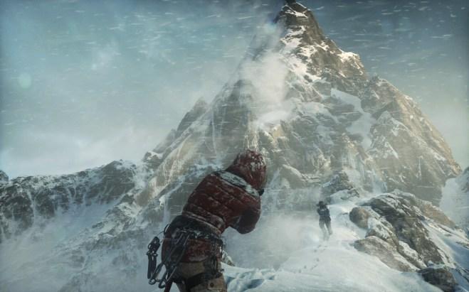 Rise of the Tomb Raider - Screenshot II