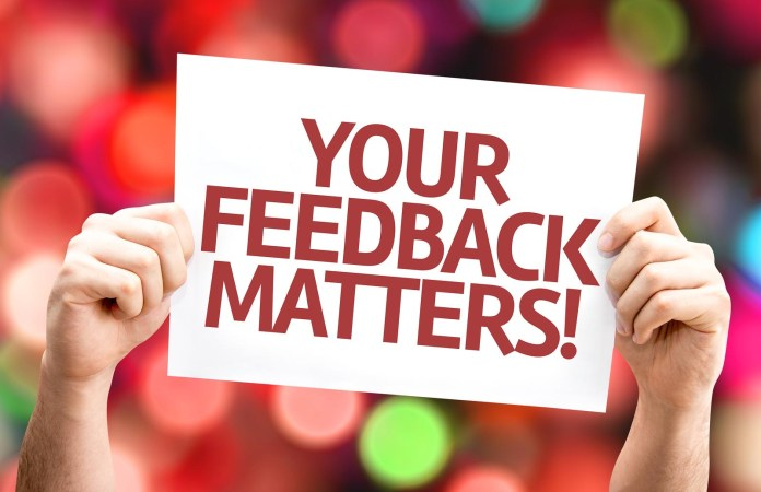 customer feedback importance for user experience