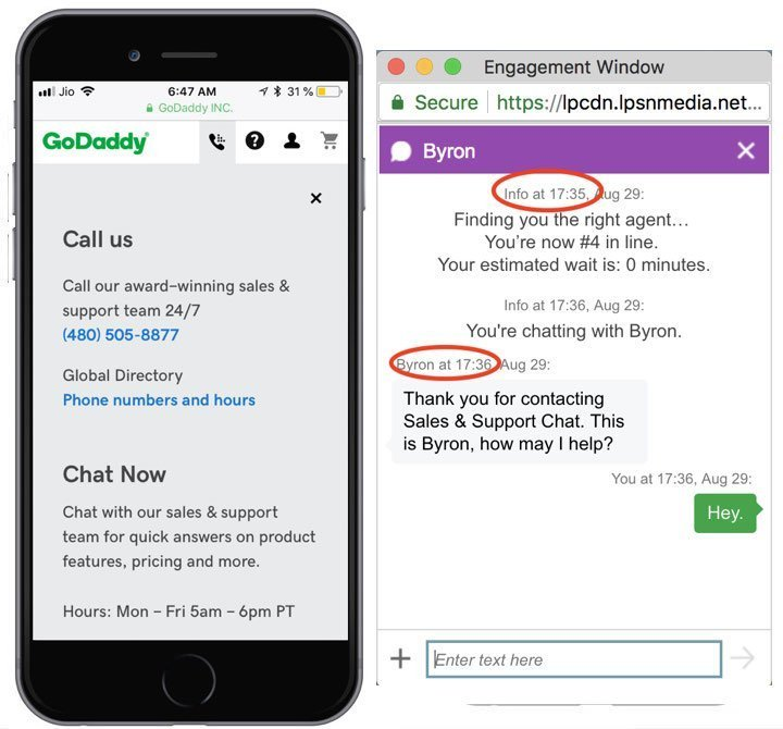 SiteGround Vs GoDaddy (Aug 19)- Which Is Better For You In 2019?