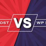 Bluehost vs wp engine comparison