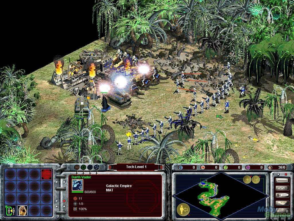 Star Wars Galactic Battlegrounds Full Game Free Pc