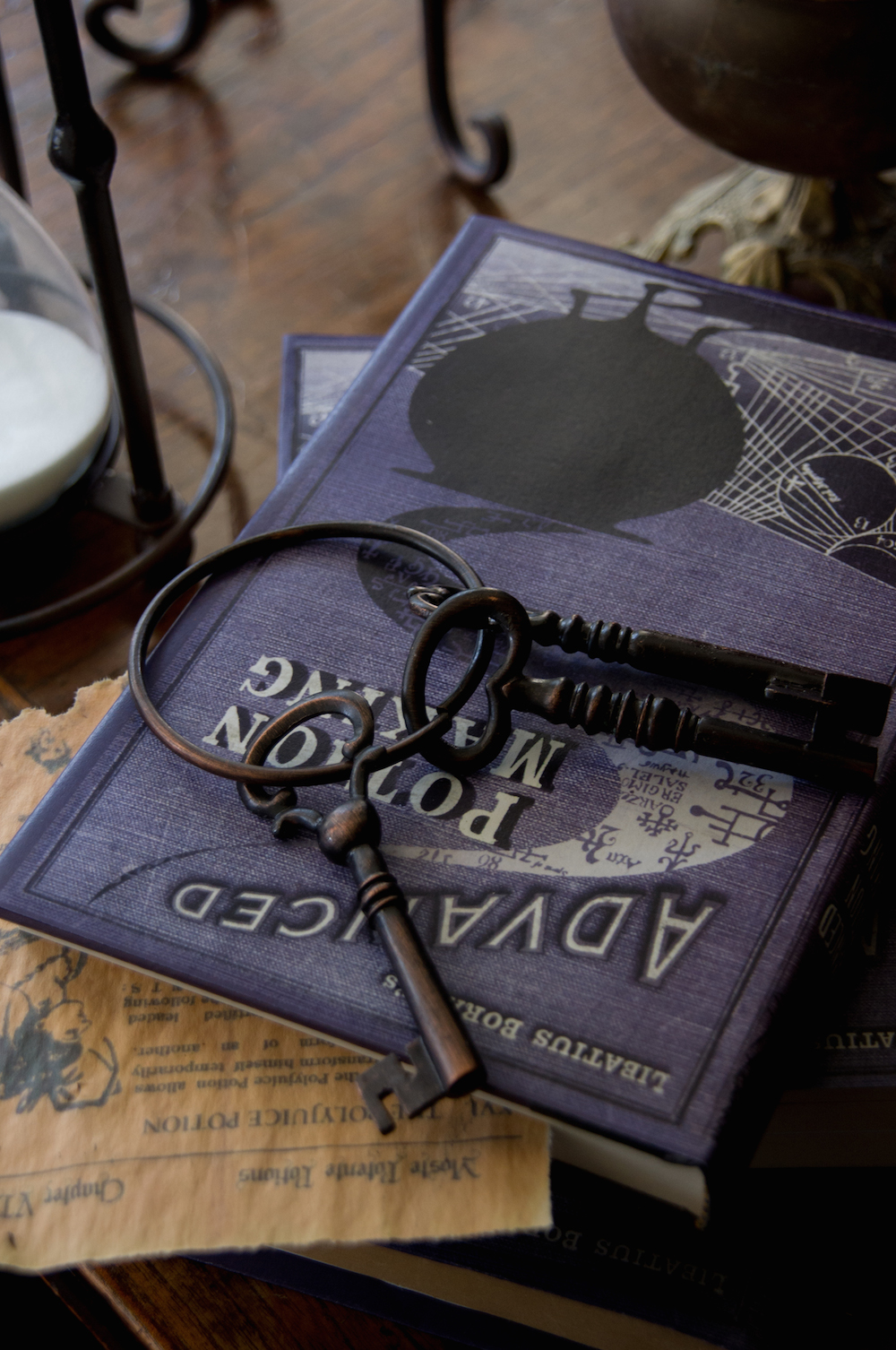 A Harry Potter Hogwarts Dinner Party  Part I  In Literature
