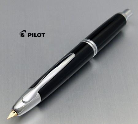 PILOT NAMIKI Vanishing Point Capless