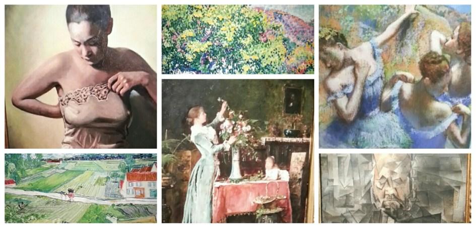 Московская галерея искусства