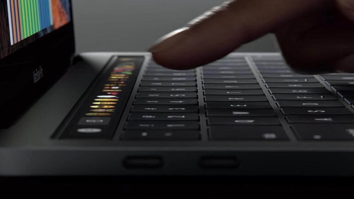 Тёмная тема MacOS