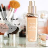 Dior - Diorskin Nude, le fond de teint... juste idéal?